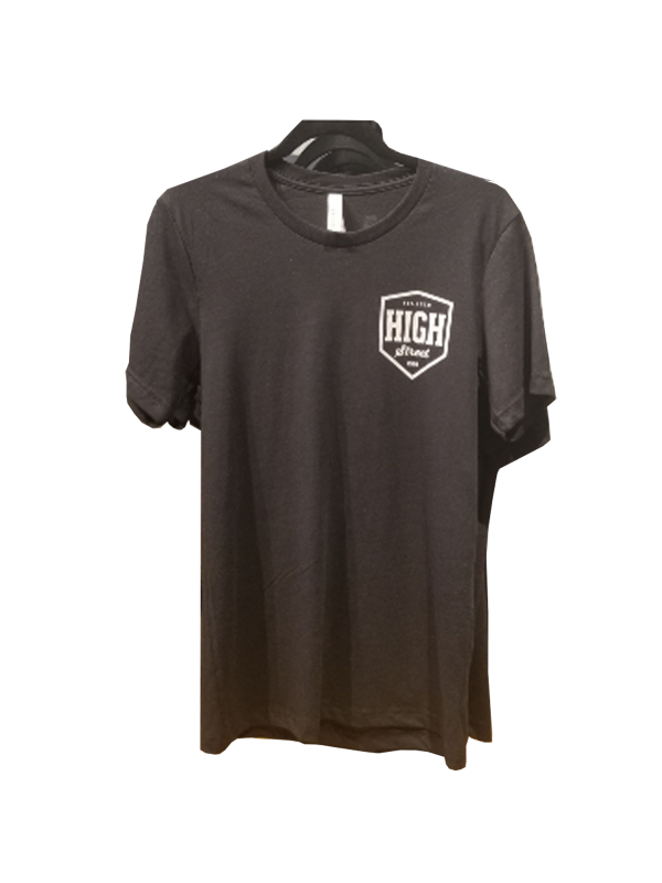 Hanging High Street T-shirt