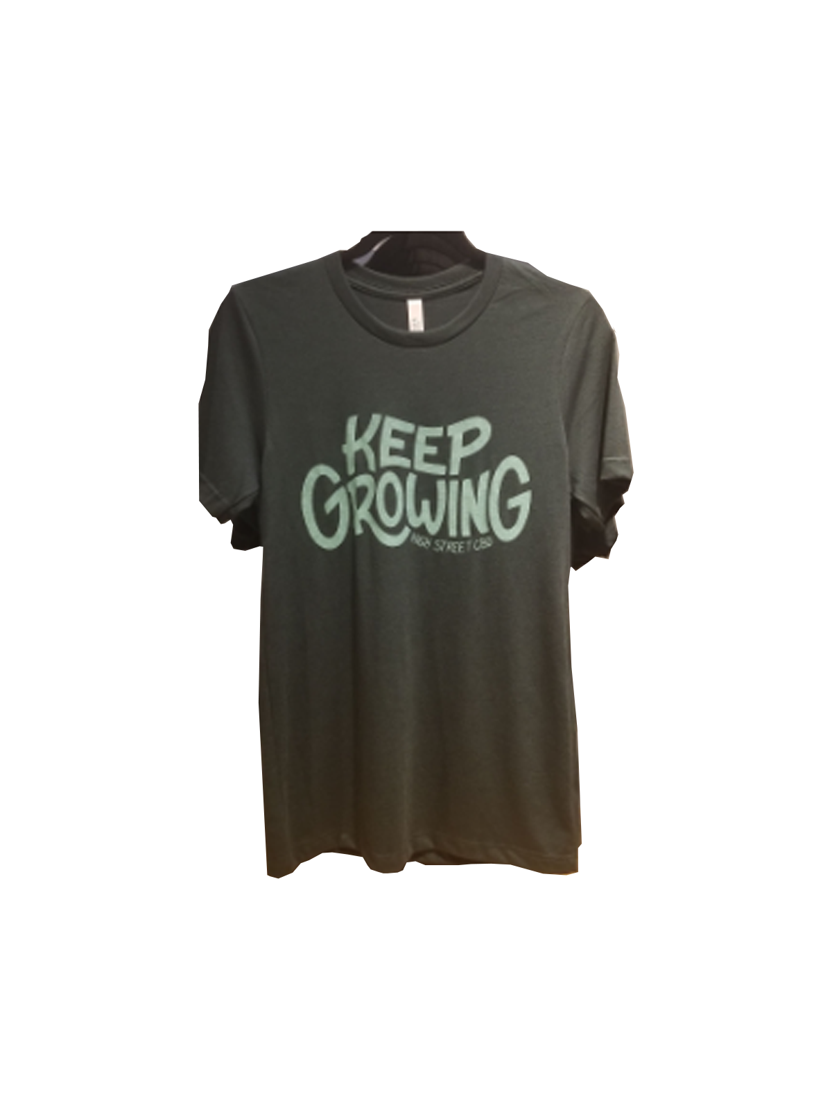 Hanging Keep Growing t-shirt