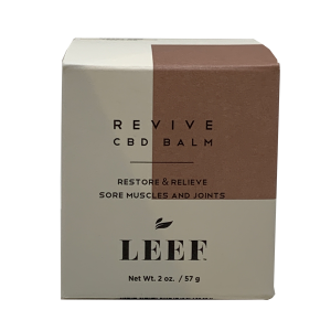 Leef Revive CDB Balm Product